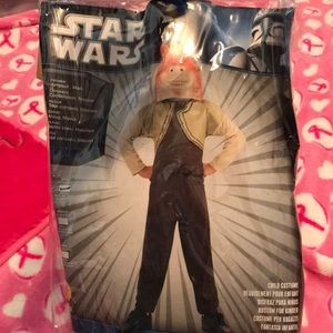 Star Wars Jar Jar Binks Costume Small Kids